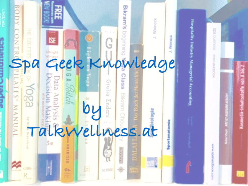 spa geek knowledge TalkWellness Anja Eva Keller