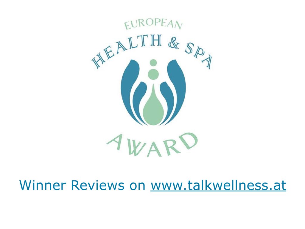 winner reviews TalkWellness Anja Eva Keller