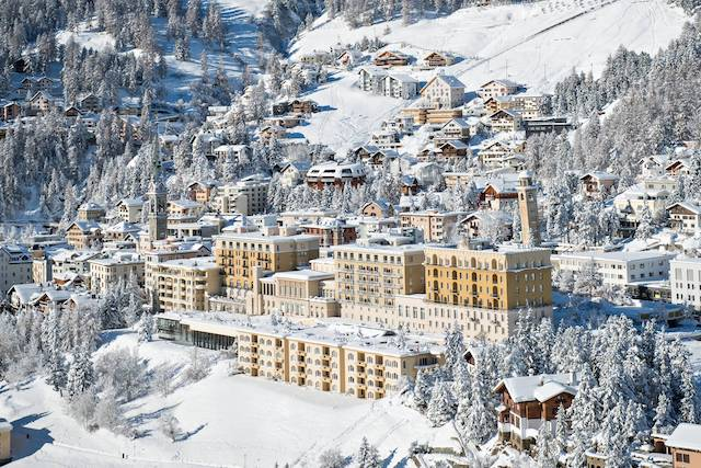 Kulm Spa St Moritz - a retreat within a retreat by Anja Eva Keller TalkWellness
