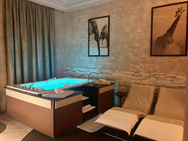 private spa suite TalkWellness Anja Eva Keller