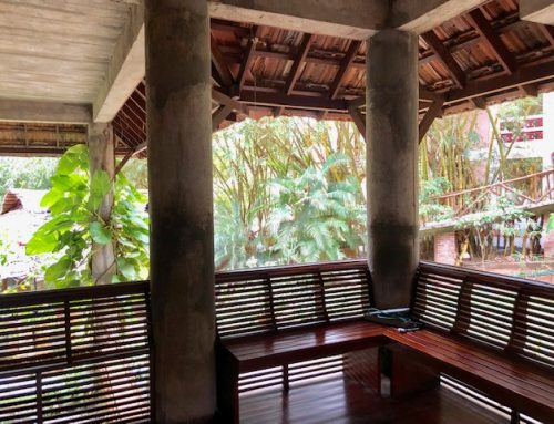Chavutti Thirumal – a very different kind of foot massage