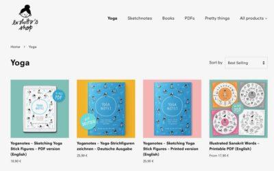 Yogastundenplan 5 Geschenk-Ideen für Yogis Anja Eva Keller Petruccelli TalkWellness