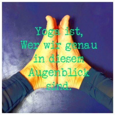 Anja Eva Keller Petruccelli TalkWellness Yin Yoga
