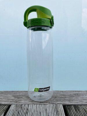 Anja Eva Keller Petruccelli TalkWellness water bottle